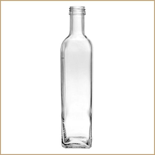 500ml glass bottle - Maraska
