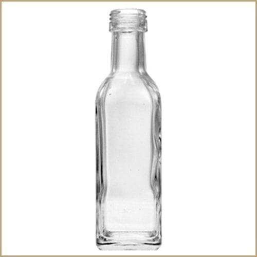 100ml Glass Bottle - Maraska