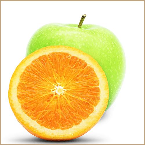 apple & orange balsam vinegar