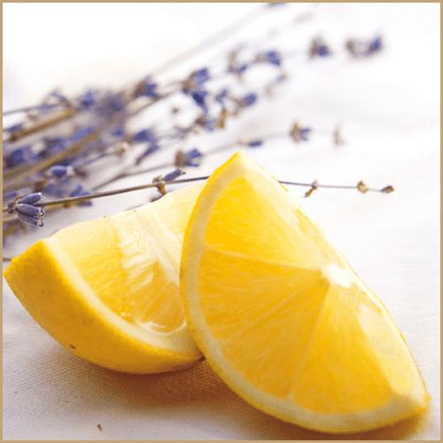 lemon & lavender balsam vinegar