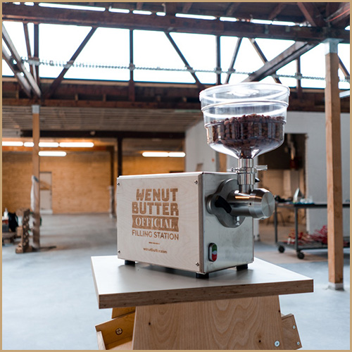 WEnutbutter Nut Butter Mill WB02-14